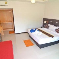 Отель Golden Bay Cottage 3* Улучшенное бунгало с различными типами кроватей фото 6