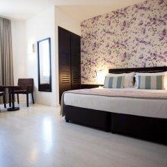 Internacional Design Hotel 4* Стандартный номер с различными типами кроватей фото 5