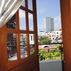 Отель Ngan Pho Hotel Вьетнам, Нячанг - отзывы, цены и фото номеров - забронировать отель Ngan Pho Hotel онлайн балкон