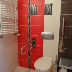 Отель Motel Comet Польша, Кобыльница - отзывы, цены и фото номеров - забронировать отель Motel Comet онлайн ванная