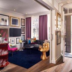 Hotel Pulitzer Amsterdam 5* Президентский люкс с различными типами кроватей фото 6
