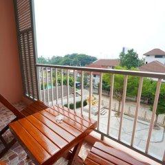 Отель Achada Beach Pattaya 3* Улучшенный номер с различными типами кроватей фото 9