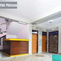 Отель Fine Pokhara Непал, Покхара - отзывы, цены и фото номеров - забронировать отель Fine Pokhara онлайн парковка