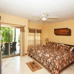 Отель Paseo Del Sol Плая-дель-Кармен комната для гостей фото 3