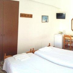Отель Stavros Pension Греция, Родос - отзывы, цены и фото номеров - забронировать отель Stavros Pension онлайн комната для гостей фото 3