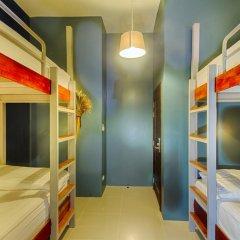 Hom Hostel & Cooking Club Кровать в общем номере фото 5