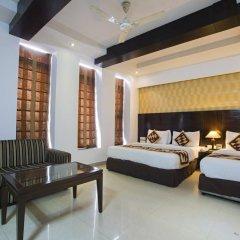 Hotel Krishna 3* Стандартный номер с различными типами кроватей фото 5