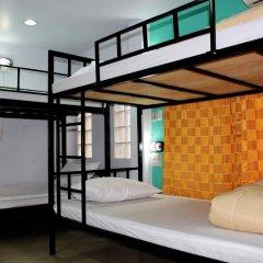 Home Base Hostel Adults Only Кровать в общем номере фото 2