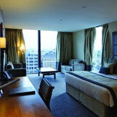 Leonardo Royal Hotel London Tower Bridge 4* Представительский номер с различными типами кроватей фото 3