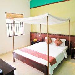 Отель Sea Star Resort 3* Улучшенное бунгало с различными типами кроватей фото 6
