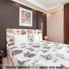 Отель Defne Suites Улучшенные апартаменты с различными типами кроватей фото 20