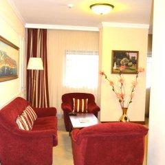 Гранд Отель Валентина 5* Студия с различными типами кроватей фото 10