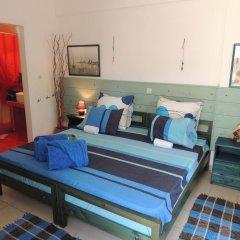 Отель Kalamitsi Studios комната для гостей фото 4