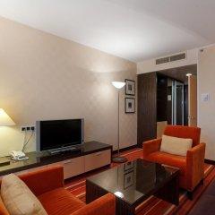 Гостиница Azimut Moscow Olympic 4* Апартаменты с разными типами кроватей фото 5
