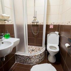 Гостиница Шале на Комсомольском 3* Номер Эконом с разными типами кроватей (общая ванная комната) фото 5