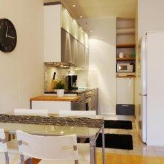Апартаменты Kotimaailma Apartments Helsinki в номере