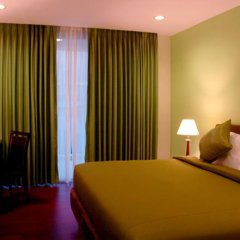Отель Seven Place Executive Residences Люкс фото 6