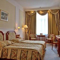 TOP Hotel Ambassador-Zlata Husa 4* Стандартный номер с разными типами кроватей фото 12