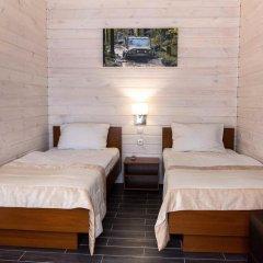 Гостиница 4x4 3* Стандартный номер разные типы кроватей фото 4