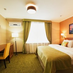 Гостиница Countries 3* Стандартный номер с двуспальной кроватью фото 11