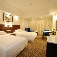 Overseas Chinese Friendship Hotel 3* Номер Делюкс с 2 отдельными кроватями фото 2