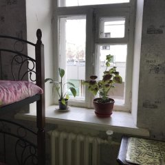 Гостиница Hostels Paveletskaya комната для гостей фото 5