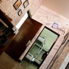 Hostel Hospedarte Chapultepec Кровать в общем номере фото 4