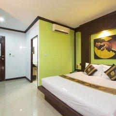 Отель Patong Buri 3* Стандартный номер с двуспальной кроватью фото 3