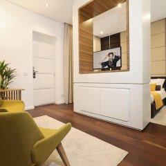 Отель Dominic Smart & Luxury Suites Terazije 4* Номер Делюкс с различными типами кроватей фото 11