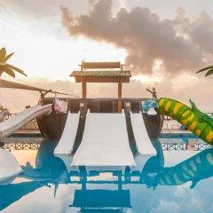 Отель Royal Solaris Cancun - Все включено Мексика, Канкун - 8 отзывов об отеле, цены и фото номеров - забронировать отель Royal Solaris Cancun - Все включено онлайн бассейн фото 11