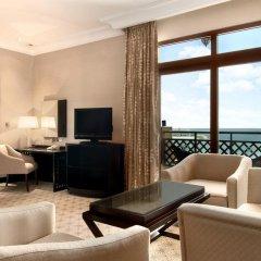 Отель Hilton Ras Al Khaimah Resort & Spa 5* Стандартный номер с различными типами кроватей фото 4