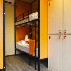 Хостел Портал Стандартный номер с двуспальной кроватью (общая ванная комната) фото 10