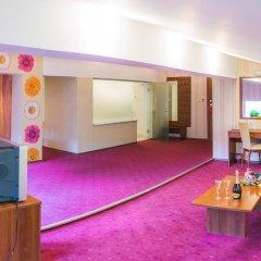 SPA Hotel Borova Gora 4* Люкс повышенной комфортности с различными типами кроватей фото 16