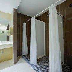 Отель If Vilamoura - Hostel/Backpacker accommodation Португалия, Виламура - отзывы, цены и фото номеров - забронировать отель If Vilamoura - Hostel/Backpacker accommodation онлайн ванная