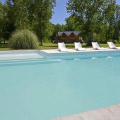 Отель Posada del Angel Аргентина, Сан-Рафаэль - отзывы, цены и фото номеров - забронировать отель Posada del Angel онлайн бассейн фото 2