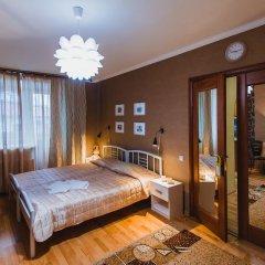 Мини-Отель Три Зайца Стандартный номер с 2 отдельными кроватями (общая ванная комната) фото 6