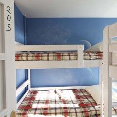 Pozitiv Hostel Кровать в общем номере с двухъярусной кроватью фото 10