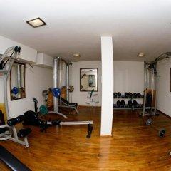 Отель Eagles Nest Aparthotel Болгария, Банско - отзывы, цены и фото номеров - забронировать отель Eagles Nest Aparthotel онлайн фитнесс-зал