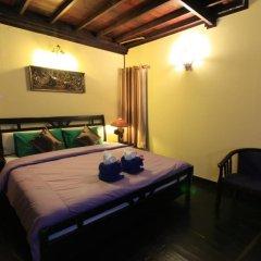 Отель Saladan Beach Resort 3* Бунгало с различными типами кроватей фото 37