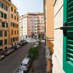 Отель La Dimora Dei Sogni Al Vaticano балкон