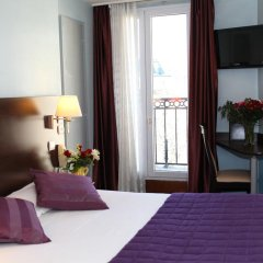 Отель Hôtel Alane 3* Стандартный номер с различными типами кроватей фото 4