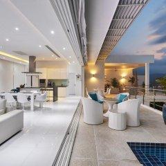 Отель Villa Blanche Таиланд, Самуи - отзывы, цены и фото номеров - забронировать отель Villa Blanche онлайн гостиничный бар