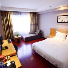 Отель Insail Hotels Railway Station Guangzhou 3* Номер Бизнес с различными типами кроватей фото 11