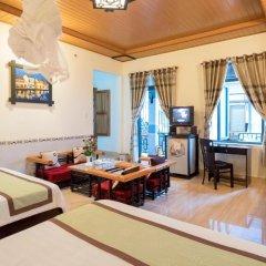 Отель Countryside Moon Homestay 2* Стандартный номер с различными типами кроватей фото 3