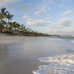Отель Royalton Punta Cana - All Inclusive Доминикана, Пунта Кана - 1 отзыв об отеле, цены и фото номеров - забронировать отель Royalton Punta Cana - All Inclusive онлайн пляж фото 2