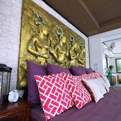 Отель PHUKET CLEANSE - Fitness & Health Retreat in Thailand Номер категории Премиум с двуспальной кроватью фото 15
