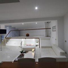 Отель Capital Vatican Designer Loft Апартаменты с различными типами кроватей фото 11