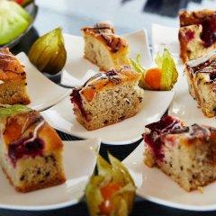 Отель Demas Garni Германия, Унтерхахинг - отзывы, цены и фото номеров - забронировать отель Demas Garni онлайн питание фото 3