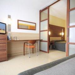 Aqua Hotel Aquamarina & Spa 4* Стандартный семейный номер с двуспальной кроватью фото 4