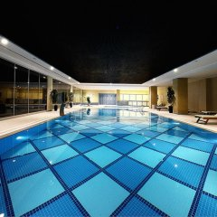 Margi Hotel Турция, Эдирне - отзывы, цены и фото номеров - забронировать отель Margi Hotel онлайн бассейн фото 3